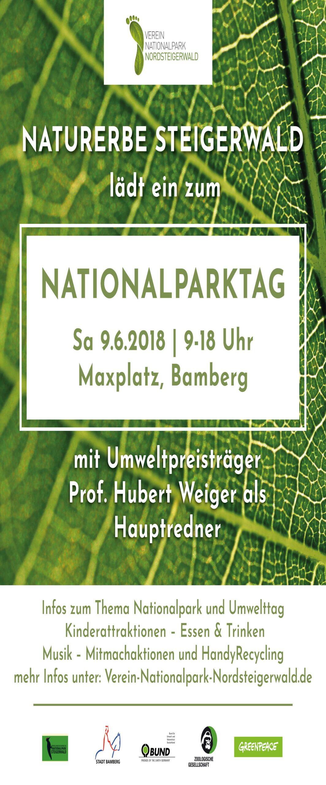 Nationalparktag