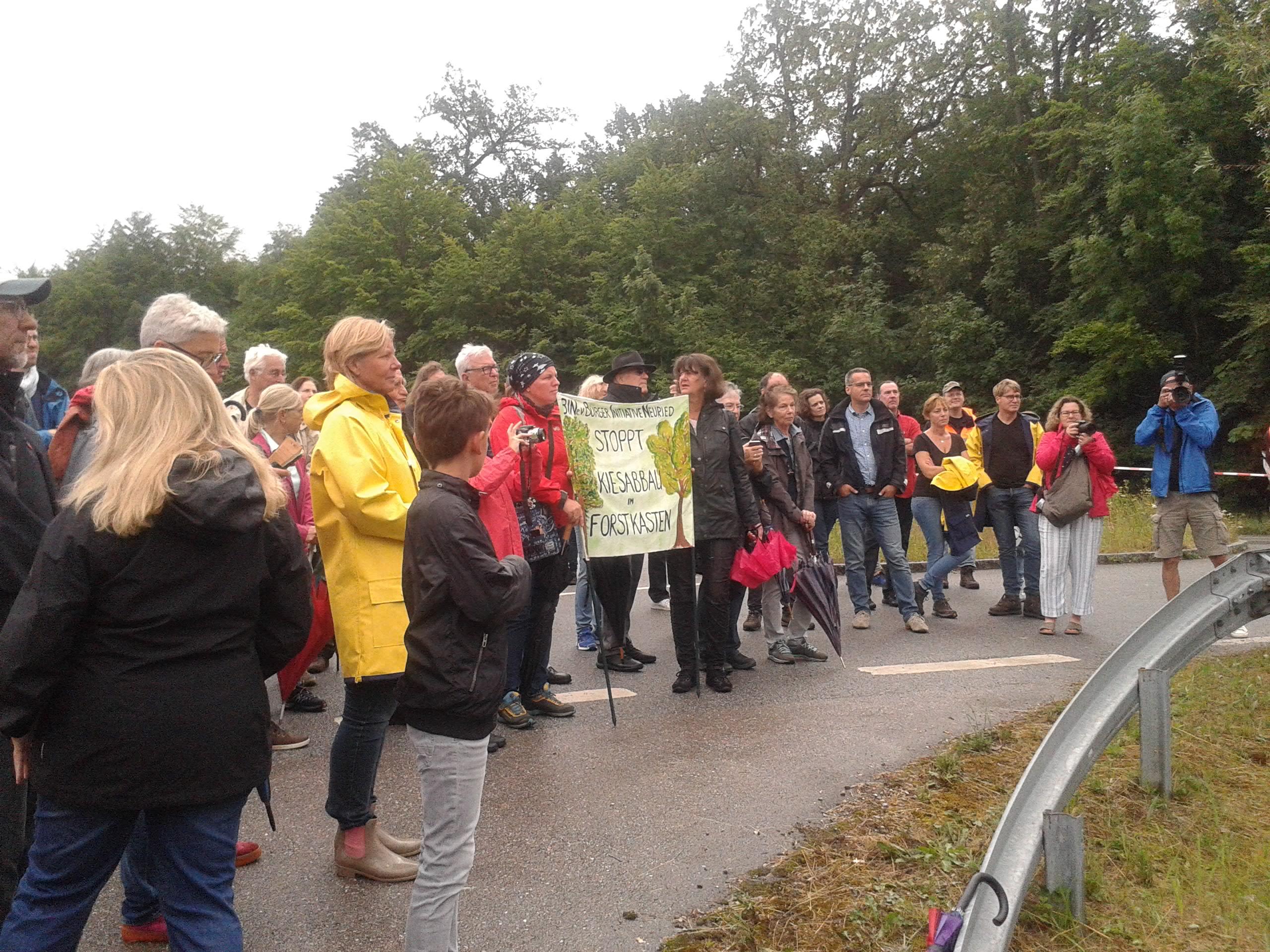 Wald im Landkreis München braucht Unterstützung