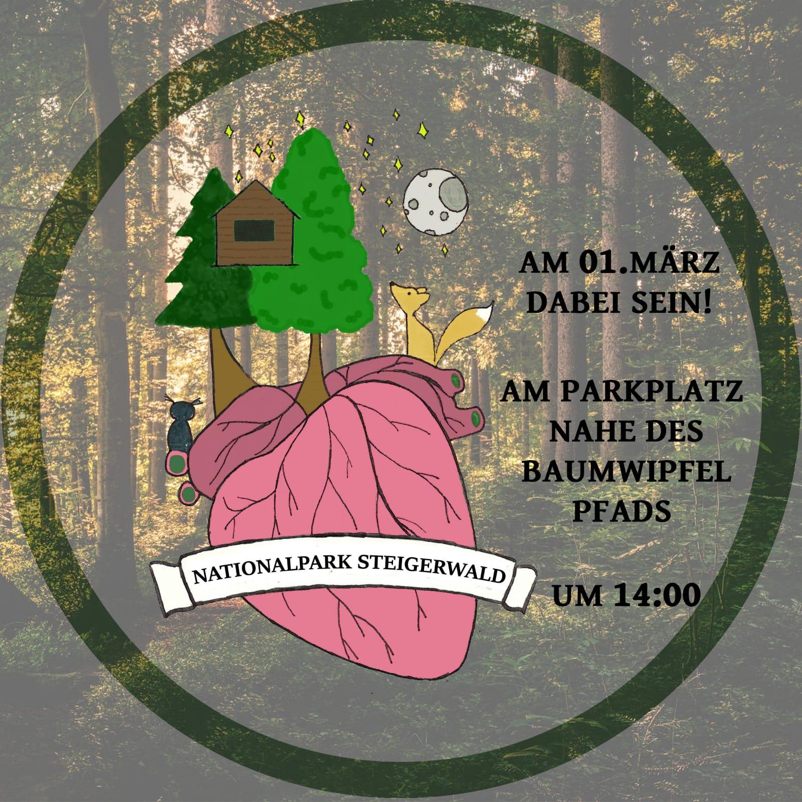 Demo 1.3.20 für einen Nationalpark Steigerwald