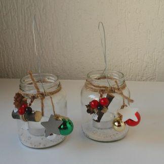 Kerstlantaarn van Sieneke