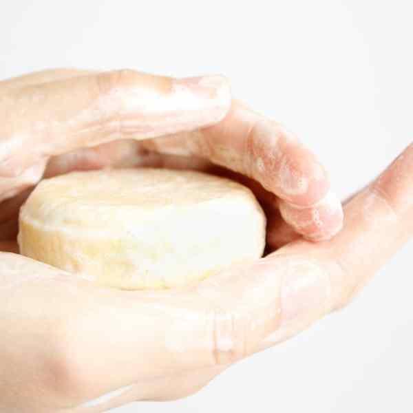 Knop om shampoo bar vanille te bekijken