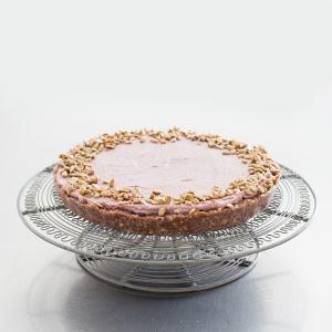 No-bake Frambozen Pie