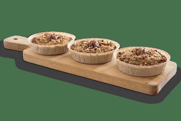 Biologische 1-Persoons Pecan Pie