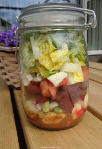 salad in a jar 15
