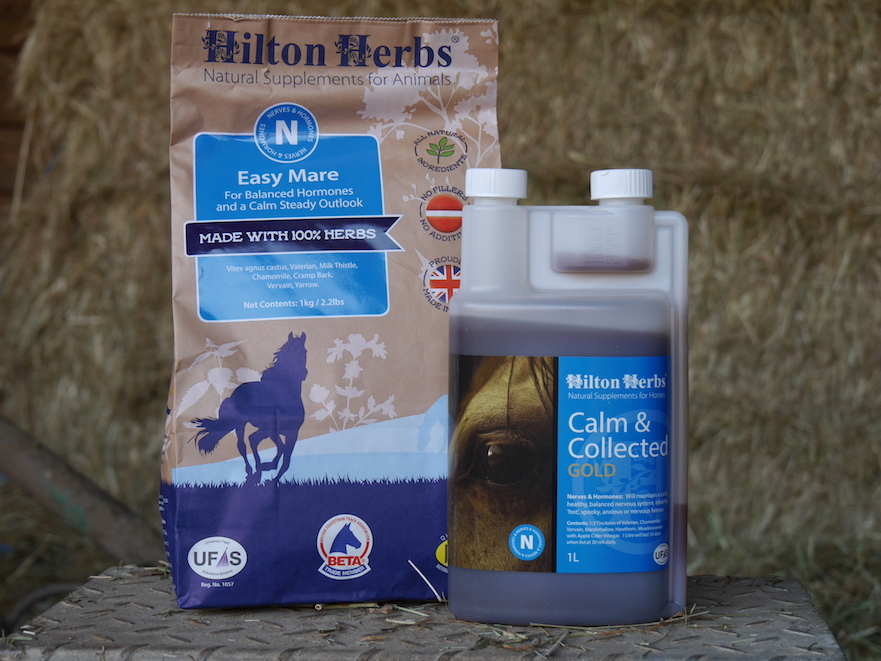 Hilton Herbs Easy Mare en Calm & Collected Gold