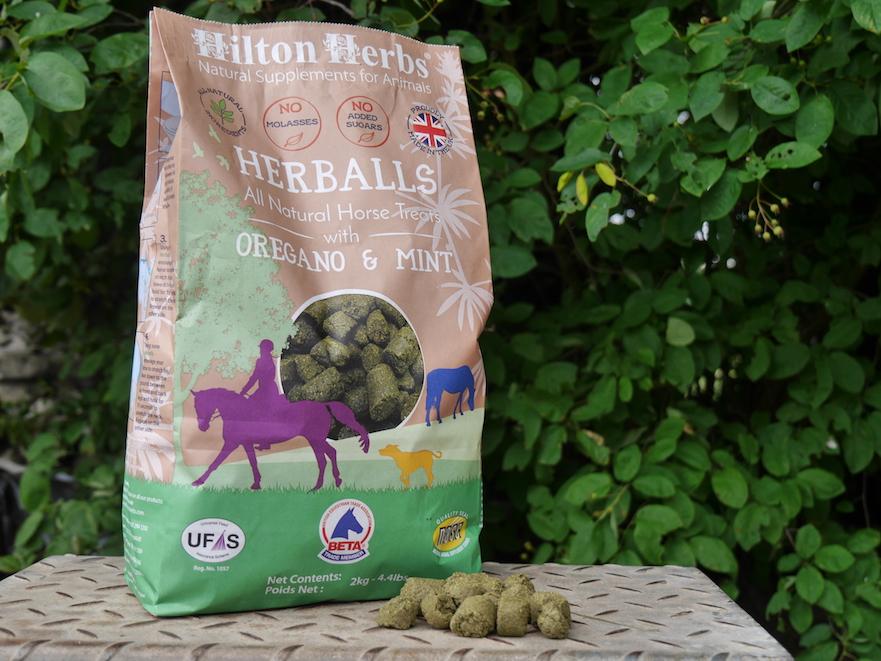 Hilton Hebs Herballs - kruidensnoepjes ideaal voor stretching voor paarden