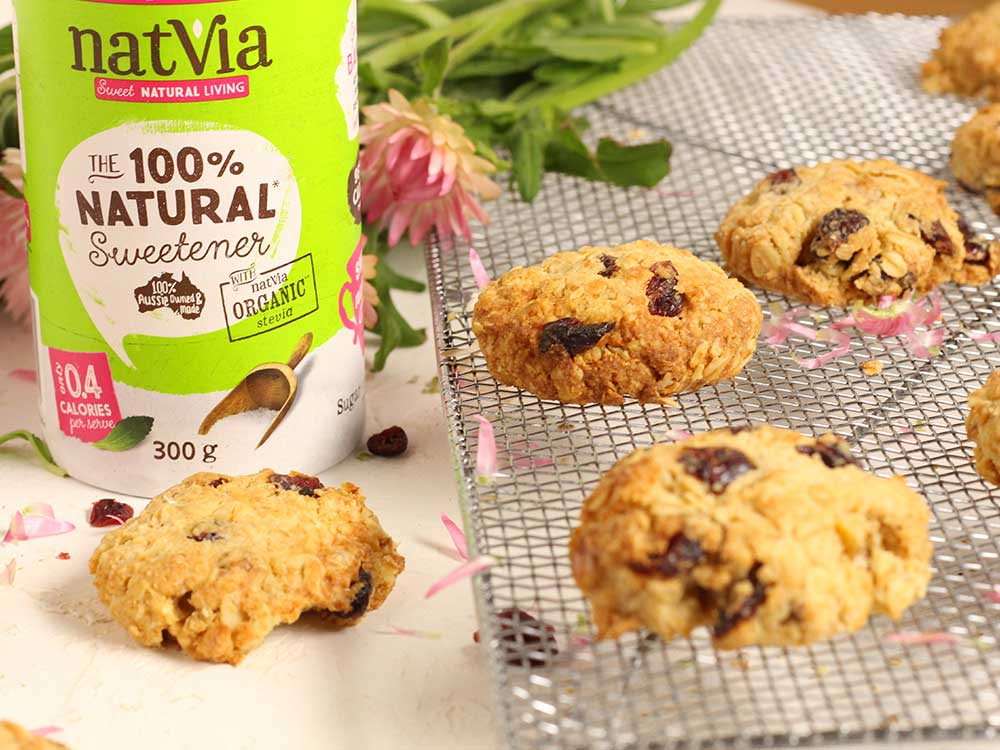 Cranberry-and-Oat-Cookies