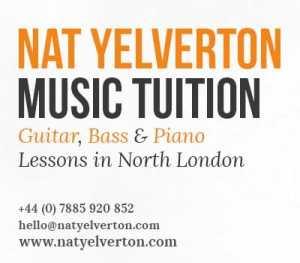 nat yelverton music tuition