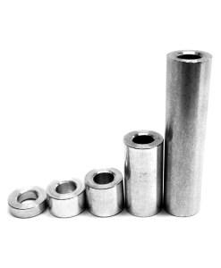 Espaciador de aluminio de 3 hasta 40mm, Aluminum Spacer, Natytec.