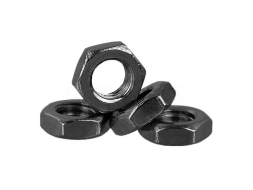 Tuerca hexagonal bajo perfil M5, Thin Hex Nut, Natytec.