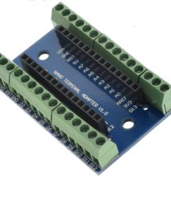Shield Screw Bornera Arduino Nano