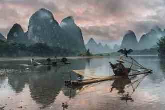 Риболов по китайски