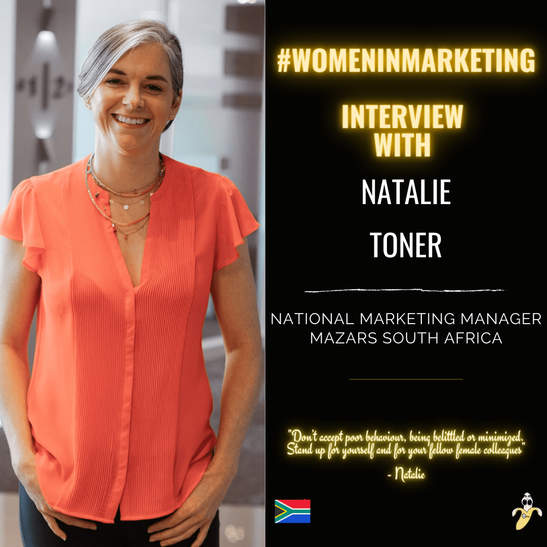 Natalie Toner Women In Marketing
