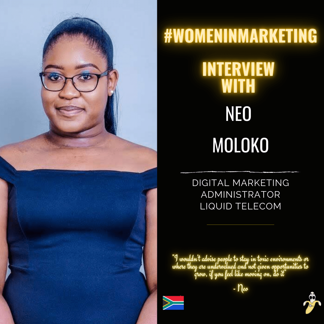 Neo Moloko Women In Marketing