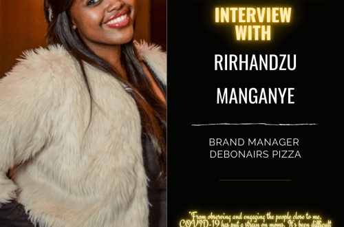 Rirhandzu Manganye Women In Marketing