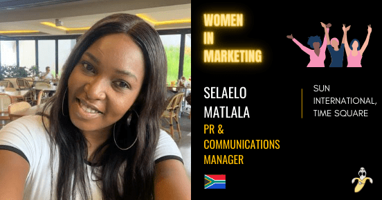 Selaelo Matlala, LinkedIn, Women In Marketing