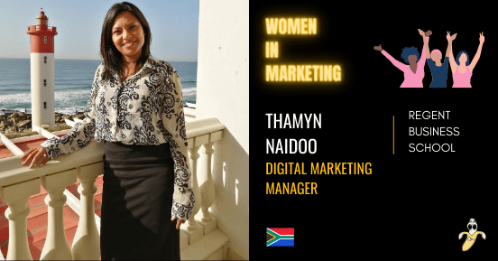 Thamyn Naidoo, LinkedIn, Women In Marketing