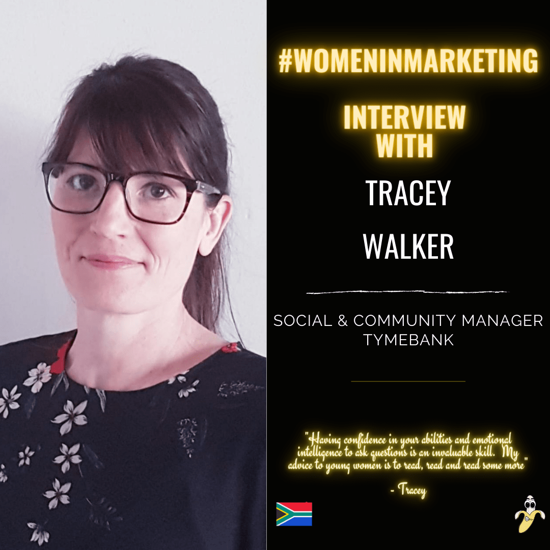Tracey Walker Women In Marketing