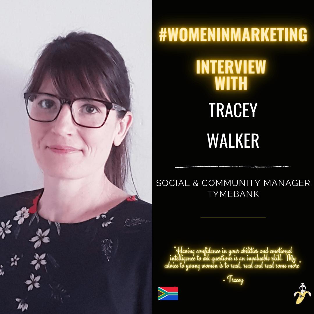 Tracey Walker Women In Marketing