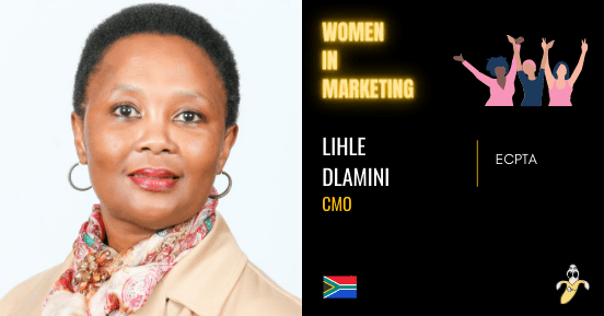 Lihle Dlamini, LinkedIn, Women In Marketing
