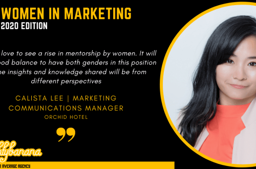 Calista Lee, LinkedIn, Women In Marketing (Black)