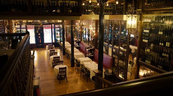 Sexy French Restaurants in LA | Naughty LA