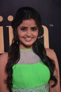 anupama parameswaran hot at iifa 2017DSC_01940005