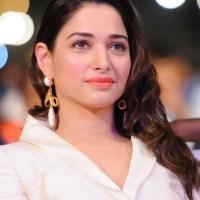 TamannaBhatia in Bahubali 2 pre release function