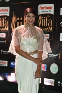 lakshmi manchu hot at iifa awards 2017 HAR_58840004