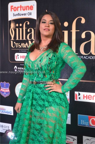 mumaith khan hot at iifa awards 2017 DSC_15910645_wm