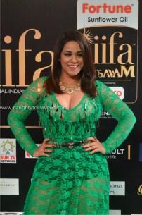 mumaith khan hot at iifa awards 2017 DSC_16960747_wm