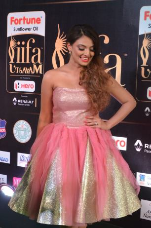 nikita narayan hot at iifa 201710