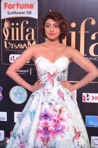 pranitha subhash hot at iifa awards 2017HAR_2597