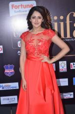 sayesha saigal in red at iifa awards 2017DSC_65380015