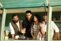 imran khan on location minitruck show imran khan on location minimathur show truckIMG_1734