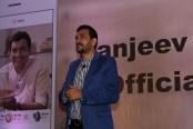 sanjiv kapoor mobile app launchIMG_1123