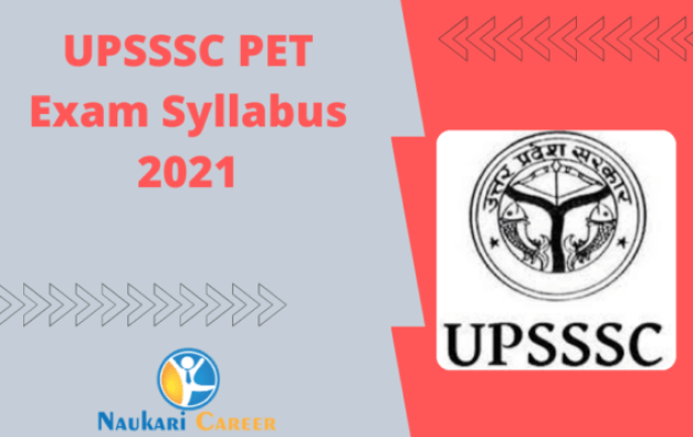 upsssc pet syllabus 2021