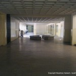 upper gallery of civil hospital