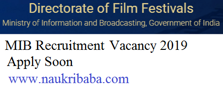 dff mib recruitment vacancy 2019