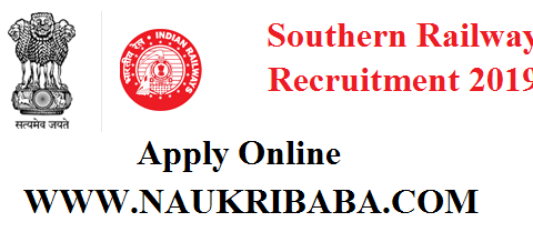 RAILWAY recruitment vacancy 2019 APLY ONLINE