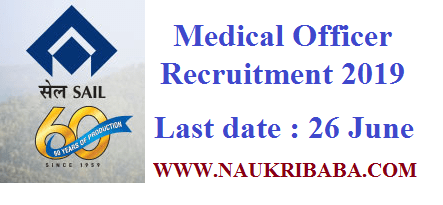 sail-medical officer-vacancy-apply-soon-2019