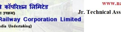 Apply - Jr. Technical Assistant Vacancy-2021 in Konkan Railway, Interview Date-20/04/2021.