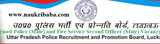 Apply - SI Civil Police, Fire Service and many in UPPRB, Last Date-30/04/2021.