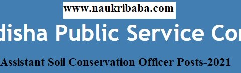 Apply Online for Assistant Soil Conservation Officer Vacancy, Last Date- 24/05/2021.