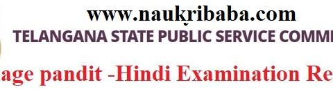 Downlaod- Language pandit -Hindi Examination Result-2021.