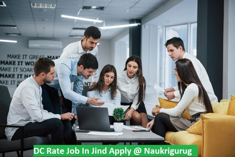 DC Rate Job In Jind