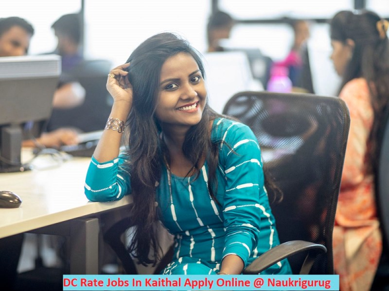 DC Rate Job in Kaithal
