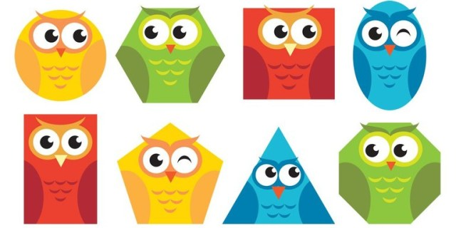 Добірка мультфільмів та ігор, що допоможуть першокласникам розрізняти  геометричні фігури - sovi