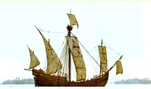 History of the caravel