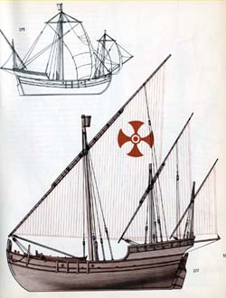 History of the caravel